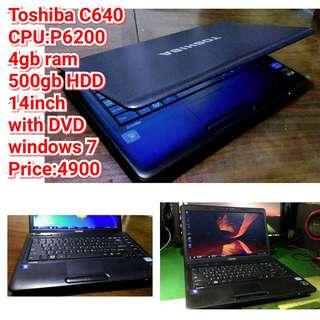 Toshiba C640