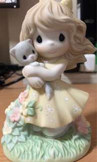 Precious Moments Collector's Club Figurine