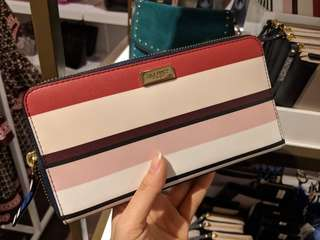 USA OUTLET 50% off Kate Spade wallets