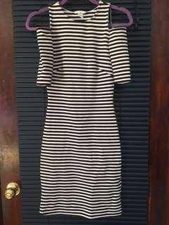 Super-cute stretchy dress H&M (xs size)