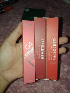 New Lip cream wardah