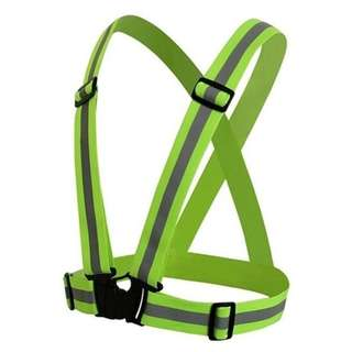 Adjustable Reflective Safety Vest