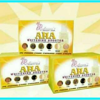 AHA whitenning Booster Soap