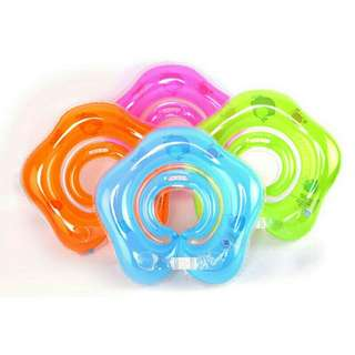 Swim Ring Baby Swim Infant Tube Neck Float Safety Circle