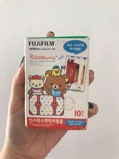 Fujifilm Instax Rilakkuma: 10 lembar