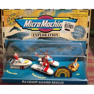 Micro Machines Exploration