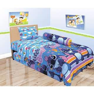 Sprei lady rose stitch