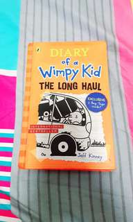 🚚 The Diary of Wimpy Kid The long haul