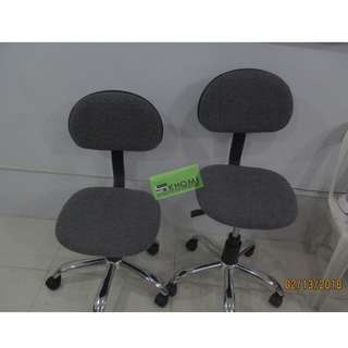 201AX CLERICAL CHAIR COLOR GRAY--KHOMI