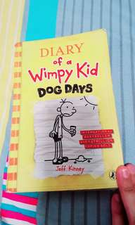 🚚 Diary of the Wimpy Kid Dog Days