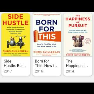 Entrepreneurship 3 in 1 Ebooks