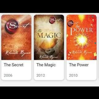 Inspirational 3 in 1 Ebooks