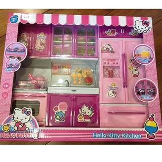 hello kitty kitchen playset