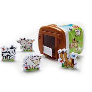 farm and animal toy