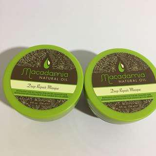 Macadamia hair masque $20 ea