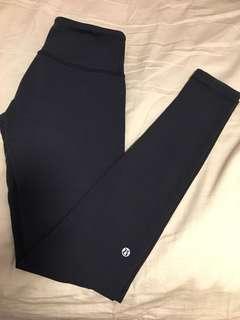 Reversible lululemon tights