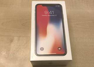 MYset Iphone X 256gb Silver