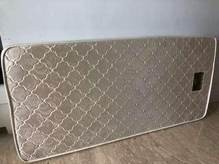 MaxCoil Single Foam Mattress - 6 inch