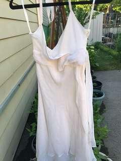 NWT BCBG GORGET DRESS