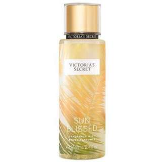 Victoria's secret fragrance mist sun blissed
