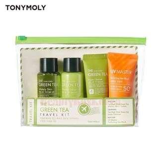 Tonymoly Aroma Heals Travel Kit
