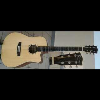 Kriens Acoustic Guitar 41Inch Model K540 SOLID Top