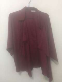Outer Maroon masih bagus NO MINUS