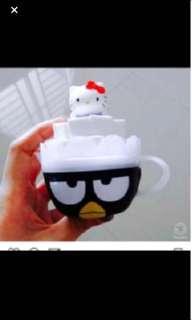 Hello Kitty x Badtz-Maru Happy Meal Toy