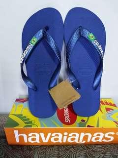 Onhand size 8 women overrun authentic havainas