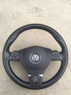 Jetta steering with paddle shift