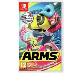 Nintendo Switch Arm