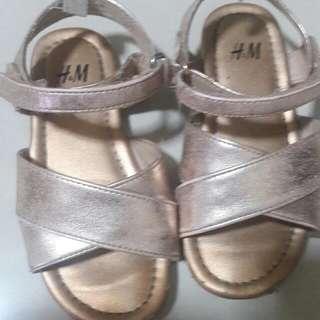 H&M kids sandals