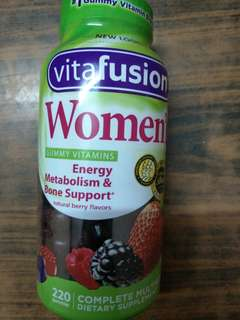 Vitamin supplies - Gummies for energy and health