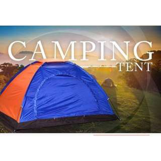 Camping Tent (Good For 6 Persons)