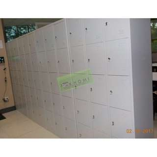 15 DOOR METAL LOCKER CABINET--KHOMI