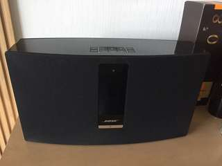 Bose Soundtouch wireless music