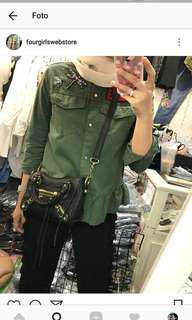 Blouse army BIG SALE