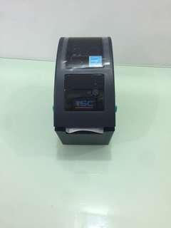 TSC bar code scanner