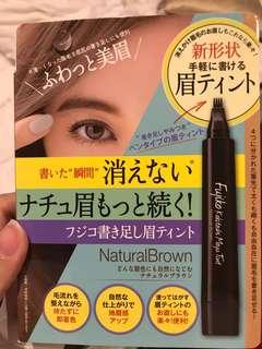 Tint brow