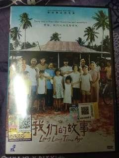 DVD Long Long Time Ago