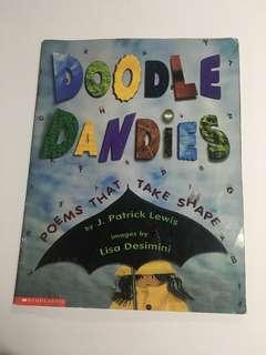 Doodle Dandies book