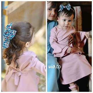 Peplum Kurung for Kids