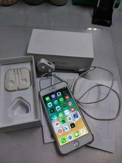 Iphone 6 plus 64 gb gold murah jual cepat aja