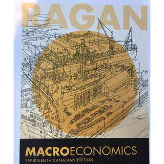 Macroeconomics - By: Ragan 14th Canadian Edition