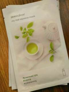 My Real Squeeze Facial Mask