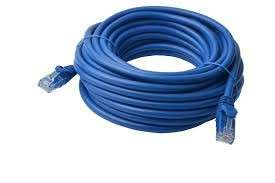 Brand New 15m long Ethernet Cable Cat-5E RJ-45 LAN Networking Cable 20 Meter