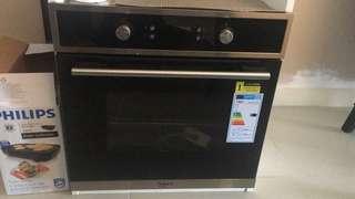Rubene 70L oven 80% new