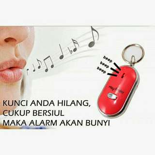 Key Finder Gantungan kUnci Siul Unik On Off