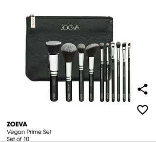 Zoeva Vegan Prime set