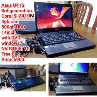 Asus U41S
